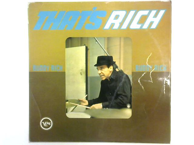 That's Rich COMP By Buddy Rich