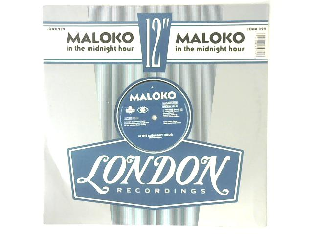 In The Midnight Hour 12in Single By Maloko