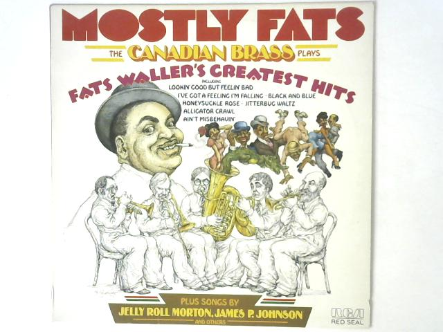 Mostly Fats LP By The Canadian Brass