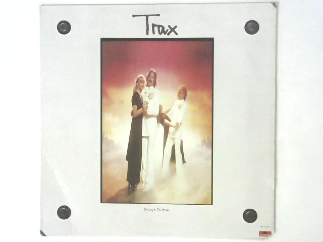 Dancing In The Street LP By Trax