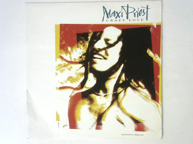 Crazy Love 12in Single By Maxi Priest