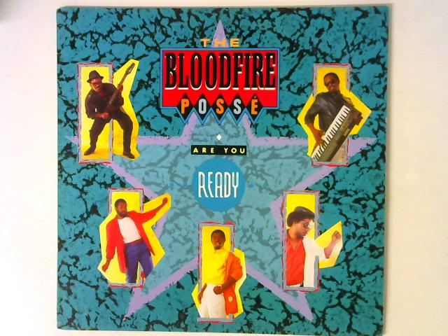 Are You Ready LP By Bloodfire Possé