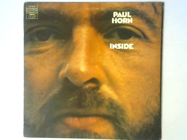 Inside LP By Paul Horn