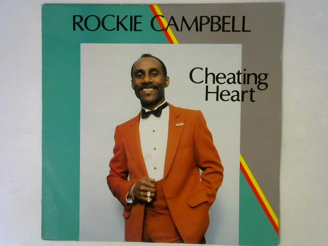 Cheating Heart LP By Rocky Campbell
