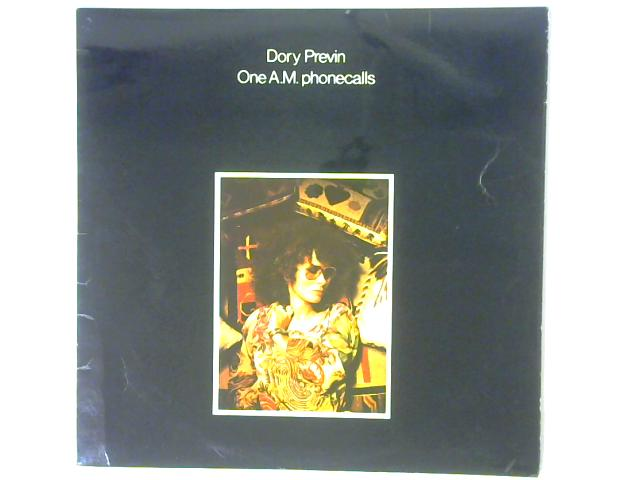 One A.M. Phonecalls LP By Dory Previn