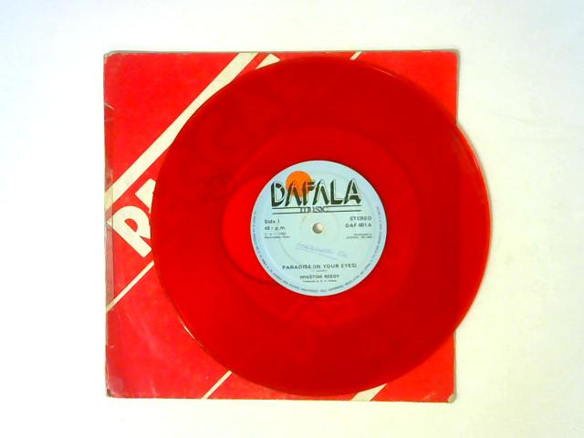 Paradise (In Your Eyes) 10in Red Vinyl By Winston Reedy