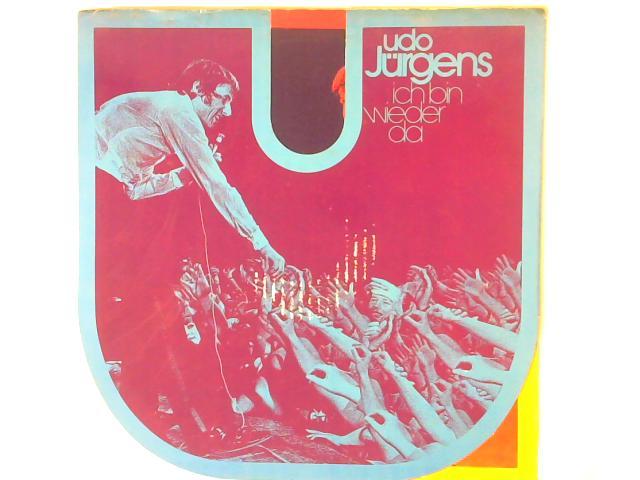 Ich Bin Wieder Da LP By Udo Jrgens