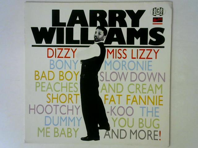 Dizzy Miss Lizzy LP By Larry Williams (3)