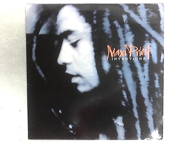 Intentions LP By Maxi Priest