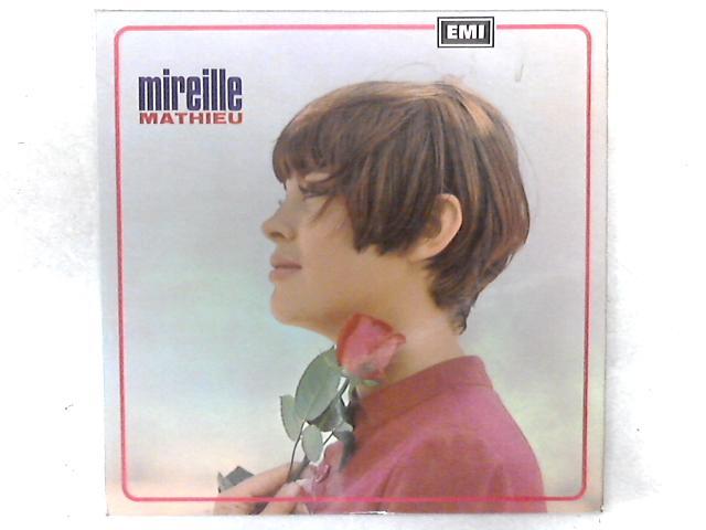 Mireille Mathieu LP By Mireille Mathieu
