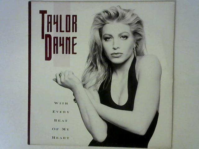 With Every Beat Of My Heart 12in Single By Taylor Dayne