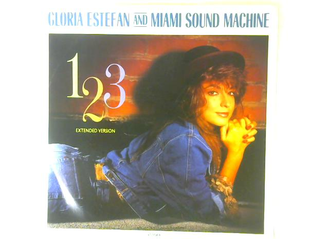 1-2-3 (Extended Version) 12in Single By Miami Sound Machine