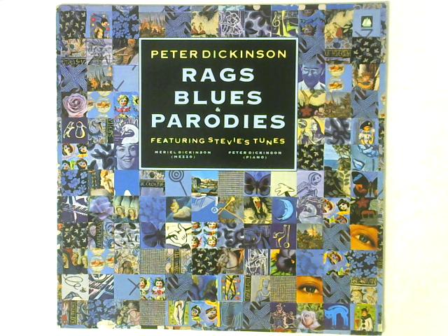 Rags, Blues And Parodies LP By Peter Dickinson