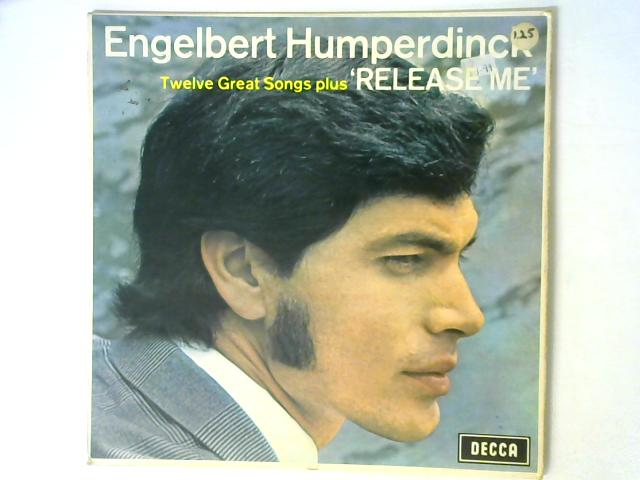 Release Me LP By Engelbert Humperdinck