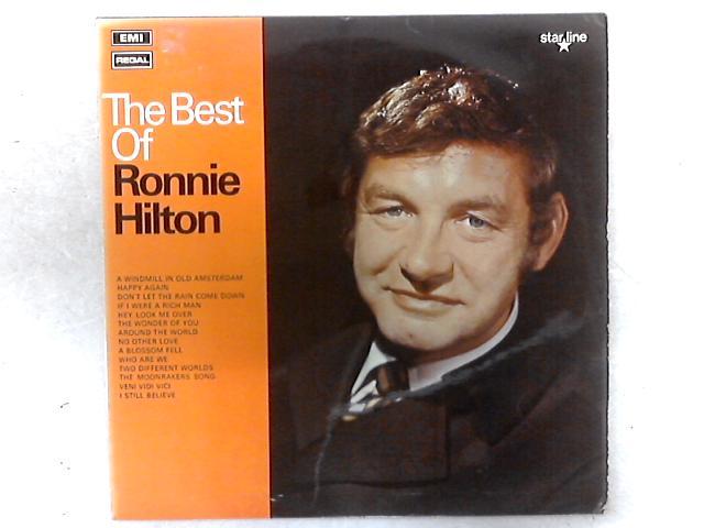 The Best Of Ronnie Hilton LP By Ronnie Hilton