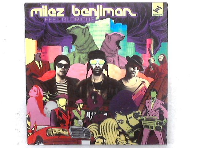 Feel Glorious 2xLP By Milez Benjiman