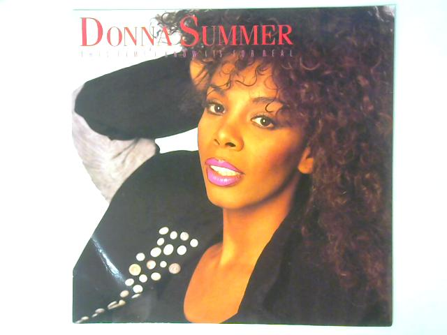 This Time I Know It's For Real 12in Single By Donna Summer