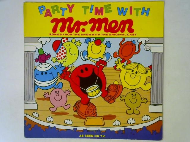 Party Time With Mr. Men LP By Mr. Men