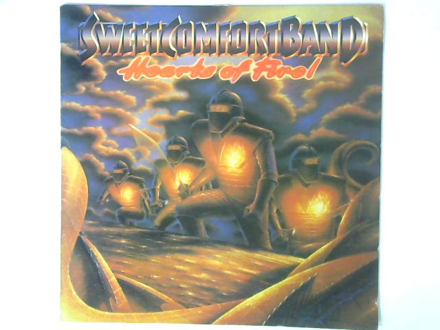 Hearts Of Fire LP By The Sweet Comfort Band
