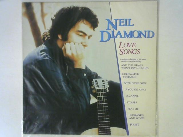 Love Songs LP By Neil Diamond