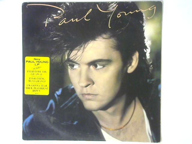 The Secret Of Association LP By Paul Young