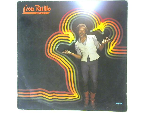 Don't Give In LP By Leon Patillo