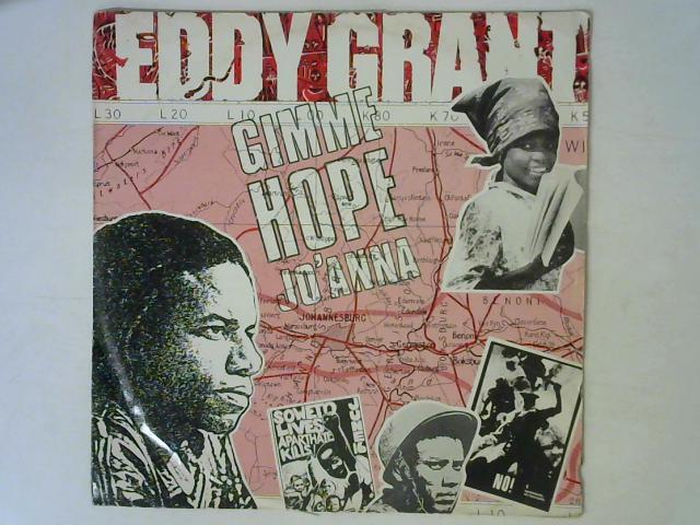 Gimme Hope Jo'Anna 12in Single By Eddy Grant