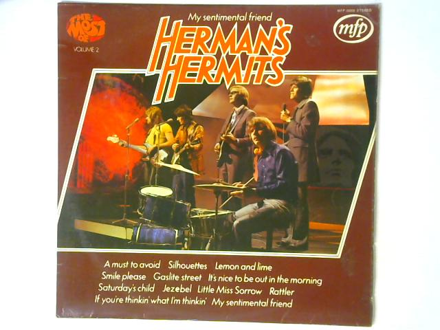 The Most Of Herman's Hermits Volume 2 LP By Herman's Hermits