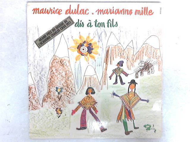 Dis A Ton Fils LP By Maurice Dulac