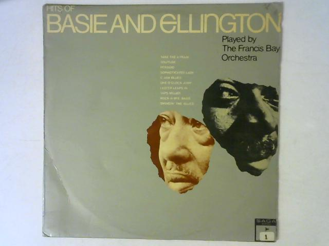 Hits Of Basie And Ellington LP By Francis Bay Et Son Orchestre