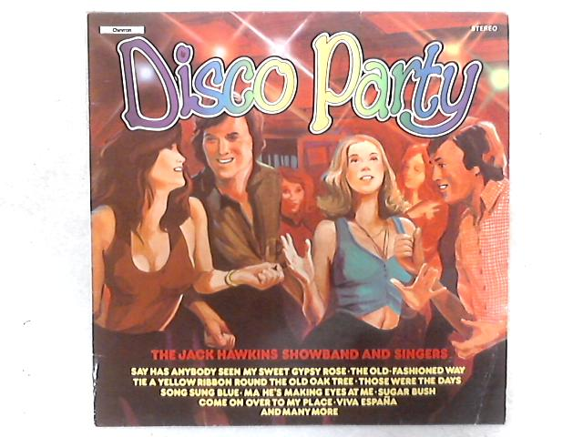 Disco Party LP By Jack Hawkins His Orchestra & Singers