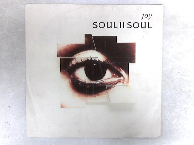 Joy 12in Single By Soul II Soul