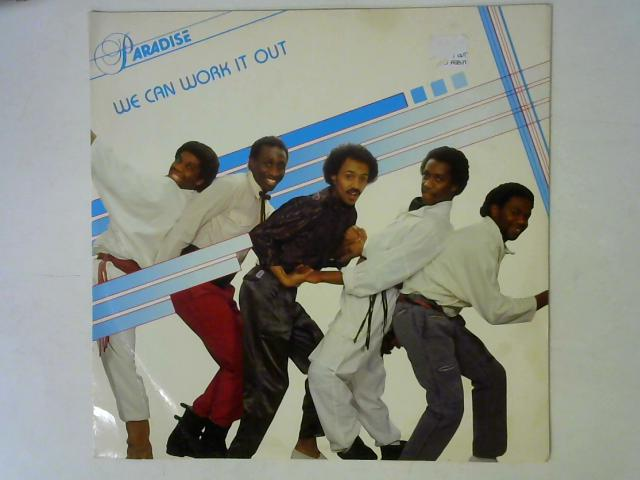 We Can Work It Out 12in Single By Paradise (2)