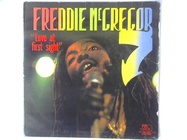 Love At First Sight LP By Freddie McGregor