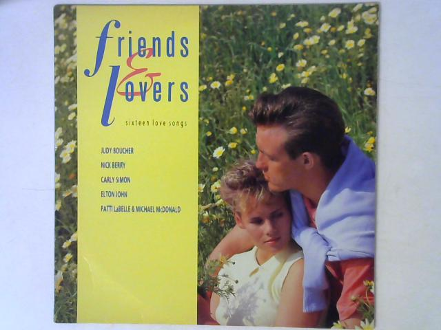 Friends And Lovers LP By Various