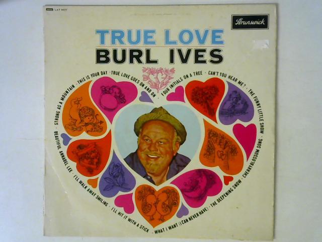 True Love LP By Burl Ives