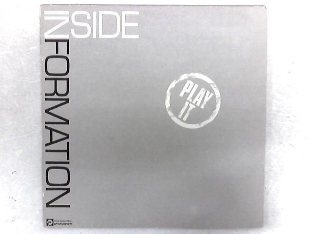 Inside Information 2xLP COMP By Various
