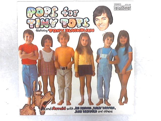 Pops For Tiny Tots LP By Various