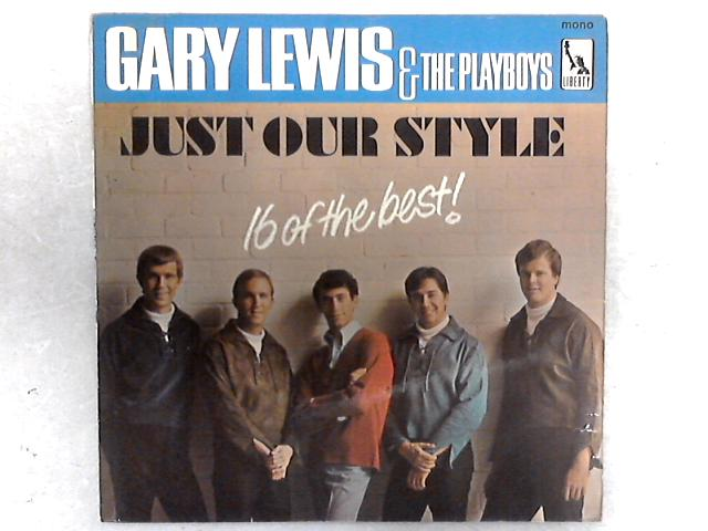 Just Our Style COMP By Gary Lewis & The Playboys