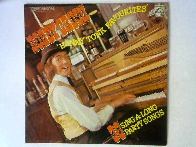 Honky Tonk Favourites LP By Bobby Crush