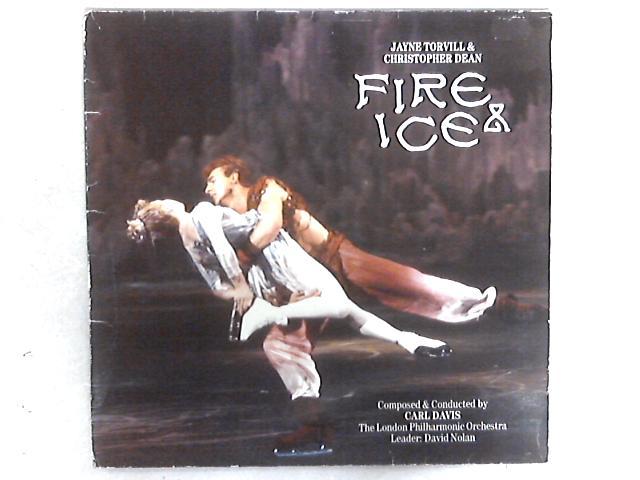 Jayne Torvill & Christopher Dean - Fire & Ice LP By Carl Davis (5)