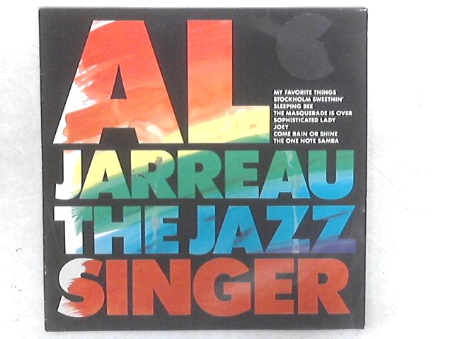 The Jazz Singer LP By Al Jarreau