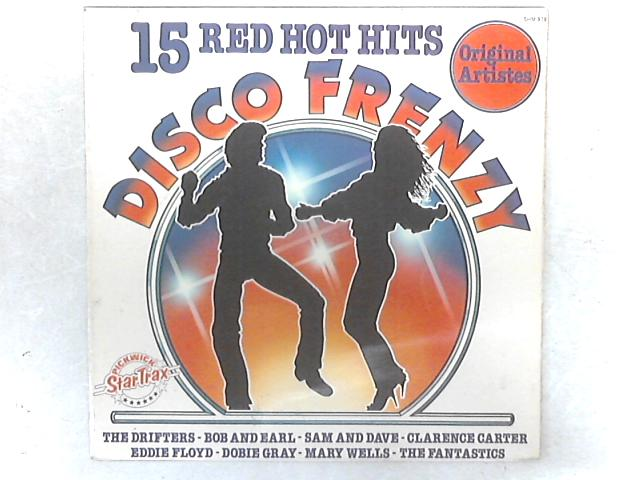 Disco Frenzy - 15 Red Hot Hits COMP By Various