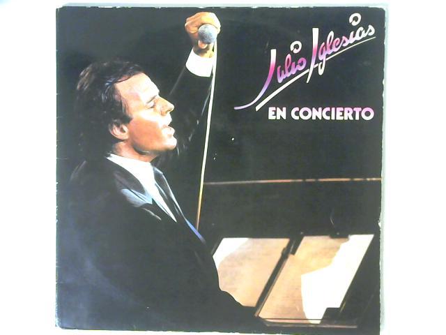 En Concierto 2x LP By Julio Iglesias