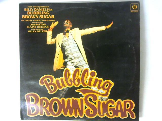 Bubbling Brown Sugar - Original London Cast Recording 2x LP Signed By Various