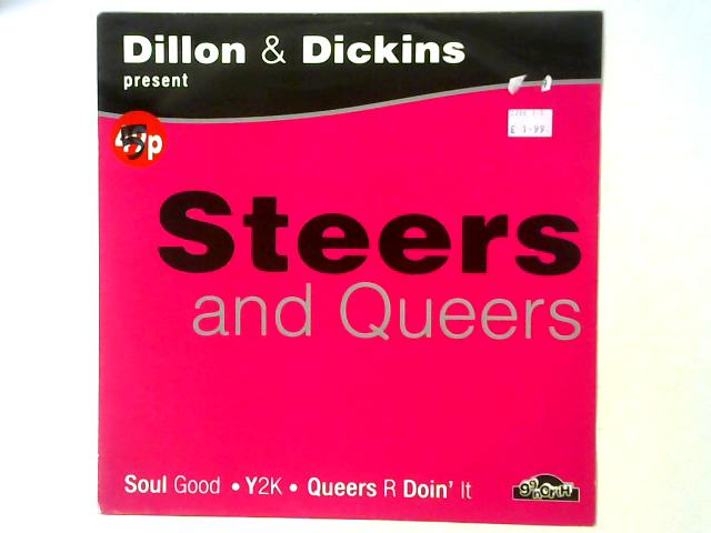 Steers And Queers 12in Single By Dillon & Dickins