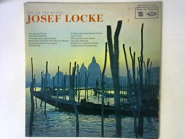 Hear My Song LP By Josef Locke