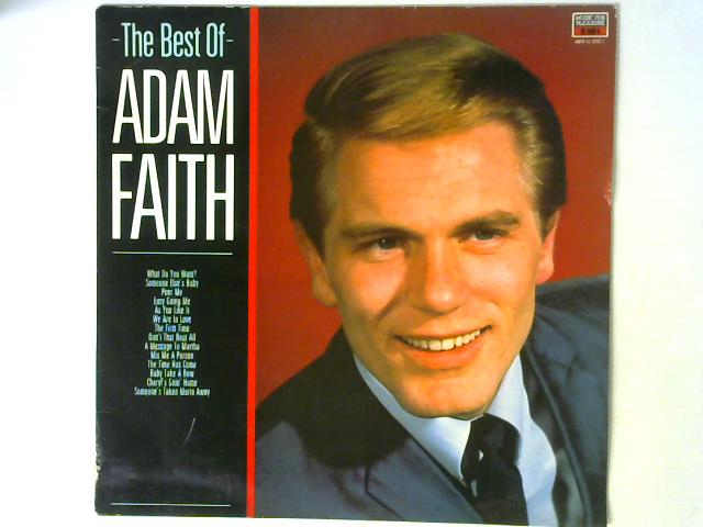 The Best Of LP By Adam Faith