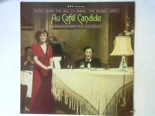 Au Cafe Candide LP By Angela Richards