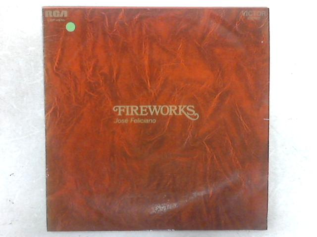 Fireworks LP By Jos Feliciano